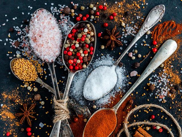 Curiosidades de la sal